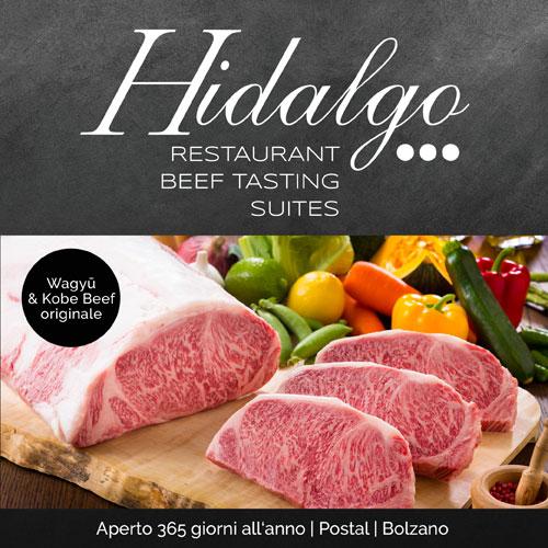 Hidalgo - Restaurant Beef Testing Suites